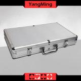 Het Dragen van het aluminium Geval voor de Pook Chipset van het Casino (ym-AB01)