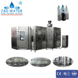 De automatische Sprankelende Machine van het Flessenvullen van de Drank (jnd-60-50-15D)