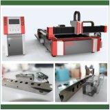 Equipamento de corte a laser CNC híbrido para a folha de metal/ CORTE DO TUBO DO TUBO