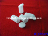 La pureza del blanco lechoso sílice fundida Crisol de cristal de cuarzo.