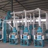 Máquina do moinho de farinha do milho de África do Sul Degerminator
