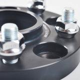 Teeze - adattatori neri 6X139.7X106 della rotella per Toyota Prado