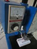 Máquina de gravação manual da área Tam-170 pequena com molde da letra