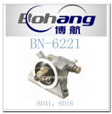 Parte Bn-6221 del coperchio del radiatore dell'olio del Mitsubishi 6D14 6D16 del pezzo di ricambio del motore di Bonai