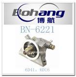Bonaiエンジンの予備品の三菱6D14 6D16オイルクーラーカバー部品のBn.6221