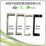 Punhos do metal para mercadorias sanitários da porta de vidro do chuveiro