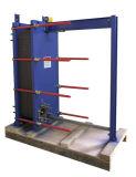 熱交換器、ガスケットの版の熱交換器Vicarb V28