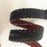 Apply to Men and Women Simplicity PU Braided Belt