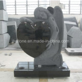 Venda por grosso de pedra de granito de fábrica Angel Escultura Tombstone