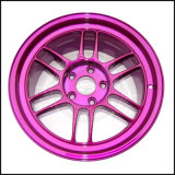 Pigmentos nacarados del lustre de la pintura automotora brillante de la rueda