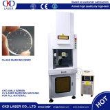 Macchina UV della marcatura del laser per vetro