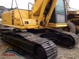 Escavatore originale utilizzato del cingolo di KOMATSU PC200-6 per la promozione