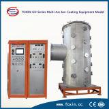L'acciaio inossidabile di PVD convoglia la macchina di rivestimento