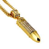 Золото из нержавеющей стали, подвесная моды Diamond Ювелирные изделия