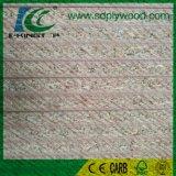 Доска частицы, E1 клей, толщина 18mm, прокатанная бумага меламина