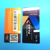 バーコードとのプラスチックKeytagのショッピングモールKeyCard