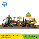 Производство Custom красочные открытый Play слайд-игровая площадка оборудование