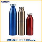 Qualitäts-kundenspezifisches Firmenzeichen-rostfreie Flasche