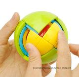 Globo de plástico educativos Puzzle Jigsaw/3D Bola bebé juguetes de Navidad