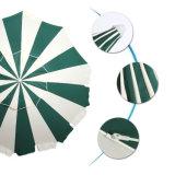 Windproof Parapluie de plage imprimé solaire écologique
