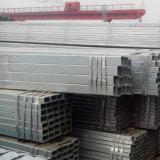 Fluss-Stahl-galvanisierte quadratische Gefäße, Rohre