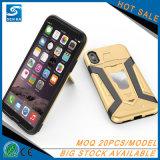 Handy-zusätzlicher magnetischer Telefon-Auto-Halter für iPhone 8