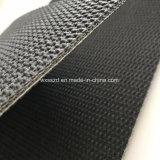China personalizado negro resistente al calor de la correa transportadora de patrón de Pvk