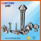 Fraise cylindrique de partie lisse d'acier à coupe rapide