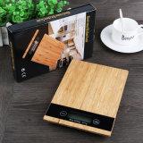 In het groot Hoge Schaal kdf-2 van de Keuken van het Bamboe van de Nauwkeurigheid Kleine Digitale