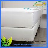 Cubierta de colchón acolchada bambú del pesebre impermeable