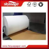 57GSM Non-Curled Papel de Transferência por sublimação de tinta de secagem rápida