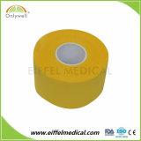 多彩なヘルスケアの防水綿織物は運動選手のための粘着テープを遊ばす