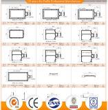 Profil d'aluminium de système de mur rideau