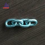 Corrente de ligação chapeada do aço de liga G70 de Nacm zinco padrão