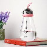 Copo de vidro bonitinho para senhora e rapariga