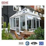 Горячая продажа стекла в стиле модели портативных вторая спальня цены на панели крыши