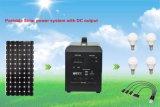Caminhada solar portátil do sistema de energia da C.C. 12V 7ah 10W