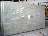 Granito beige dell'oro bianco del granito del Kashmir per la parte superiore di vanità del controsoffitto