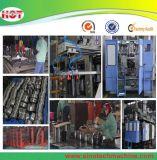Канистры пластиковые бутылки автоматическая экструзии выдувного формования машины/машины для выдувания расширительного бачка