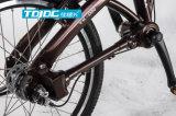 低い維持の女性のための小型バイクを折るスムーズな乗馬の自転車