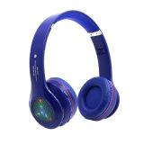 Speler van de modieuze Stereo Kleurrijke LEIDENE de Lichte Draadloze Muziek van Hoofdtelefoons Bluetooth MP3