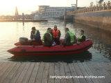 Liya 2.0m-6.5m militärisches aufblasbares Boots-Rettungsboot aufblasbar für Verkauf