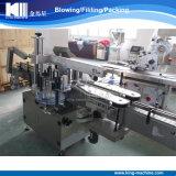 Máquina de etiquetas adesiva superior automática para a rotulagem plana