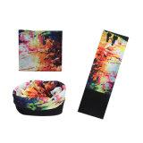 カスタム速のロゴの昇華印刷の乾燥した継ぎ目が無い首スカーフ(YH-HS259)