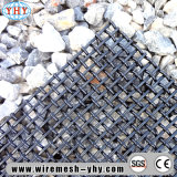 石のための55鋼鉄高炭素の編まれた網