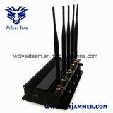 Jammer 7W мощный Tabletop регулируемый WiFi GPS & полностью беспроволочный Jammer камеры черепашки