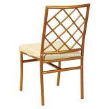 椅子(JY-J13)を食事するアルミニウム結婚披露宴の家具のレンタル宴会
