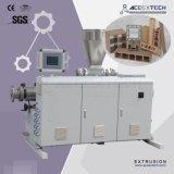 Espulsore di produzione del blocco per grafici di portello del PVC di WPC