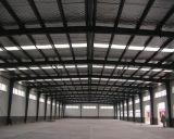 Estrutura de aço pré-fabricada para o edifício de estrutura de aço Warehouse / Prefab Steel