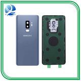Boîtier en verre de la batterie OEM de porte arrière avec lentille de caméra pour Samsung S9 S9 Plus